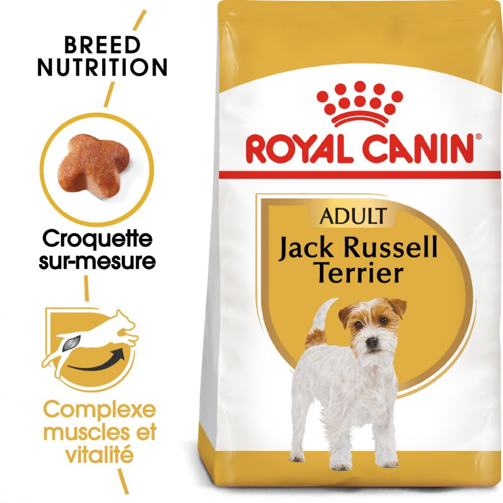 2x7,5kg Jack Russell Terrier Adult Royal Canin - Croquettes pour chien