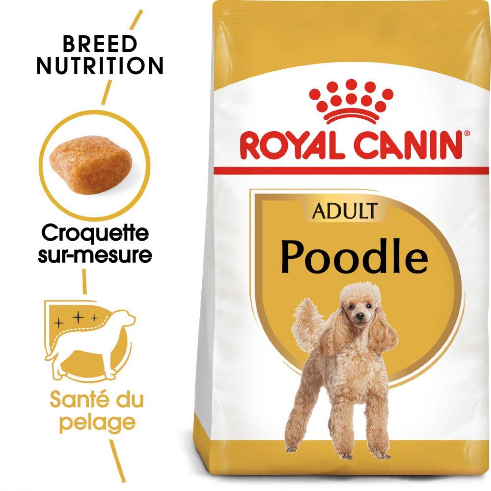 2x7,5kg Caniche Adult Royal Canin - Croquettes pour chien
