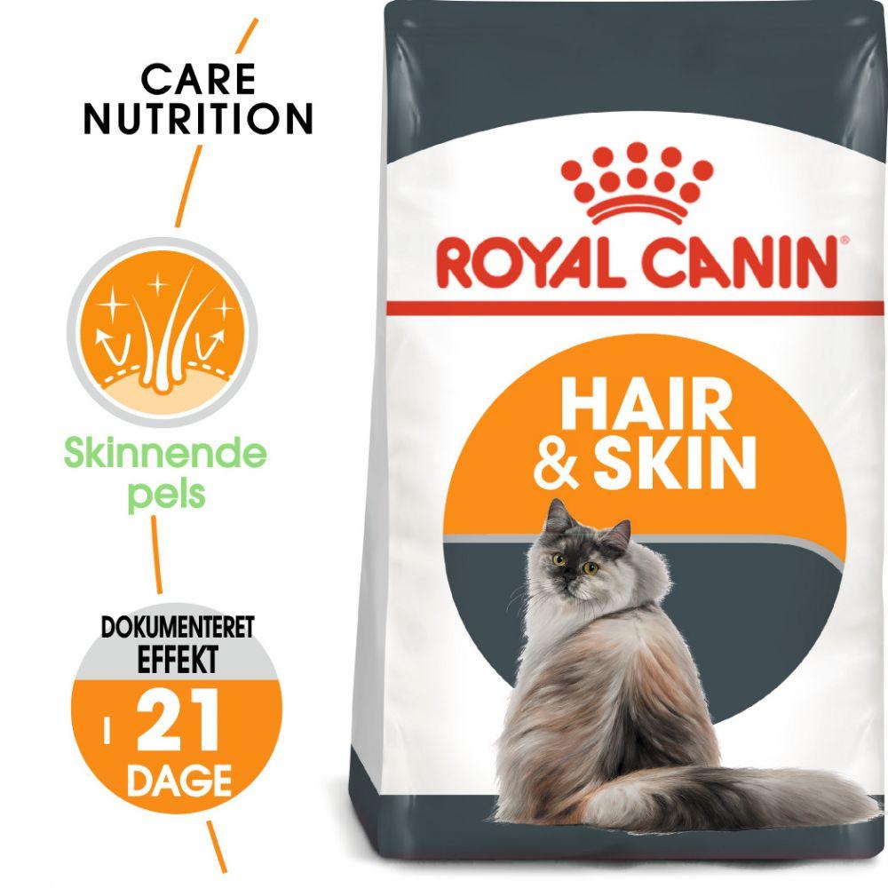 400g Hair & Skin Care Royal Canin Kattemad