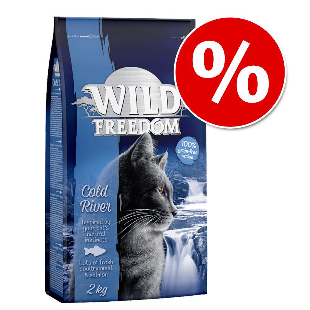 Wild Freedom Trockennahrung 2 kg zum Sonderpreis - Kitten Wide Country - Geflügel