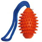 This floating foot-ball is the perfect toy for all water rats. The ball is medium-hard so that the dog can bite it and gnaw on it comfortably. The shape of the bal...