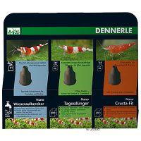 Dennerle nano set di cura completo per mini acquari - - 3 x 15 ml.