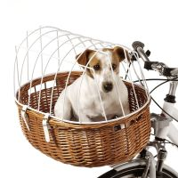 Aumller Bicycle Basket - Maxi: approx. 70 x 46 x 40 cm (L x W x H)