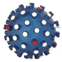 Palla gioco per cani mina colorata - - 3 pz - prezzo top!.