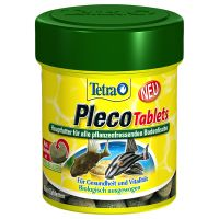 Tetra Pleco Tablets Fish Food - 120 Tablets