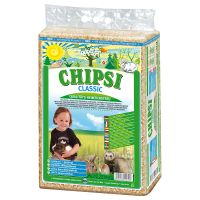 Chipsi Classic Pet Bedding - 3.2kg (approx. 60l)