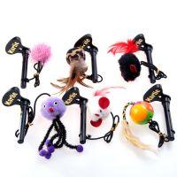 Karlie Cat Tree Fun Toys - 3 Toys