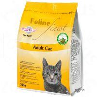 Porta 21 Feline Finest Adult Cat Kattenvoer Dubbelpak 2 x 10 kg