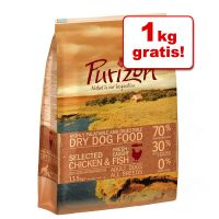 12,5 + 1 kg gratis! 13,5 kg purizon - puppy.