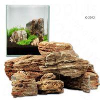 Rocce pagoda chiara - canyon rock - - set 120 cm, 11 pz.