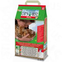 Cat's Best Eco Plus Kattenbakvulling 20 l (ca. 9 kg)