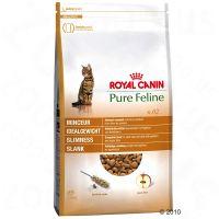 1,5 kg Royal Canin Pure Feline Ideaalgewicht Kattenvoer