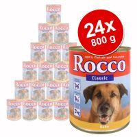 24 x 800 g rocco classic - manzo con renna.