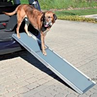 Trixie Telescopic Dog Ramp Petwalk - approx. 100 - 180 x 46 cm (L x W)