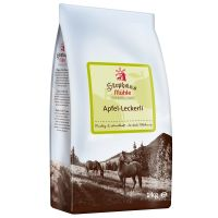 Stephans Muhle Horse Treats Mixed Pack 3 x 1kg - Apple, Banana & Herbs