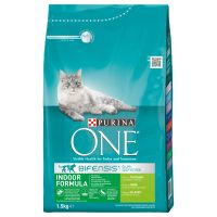 Purina ONE Special Needs Dry Cat Food Economy Packs - Sterilcat - Beef & Wheat (2 x 3kg)