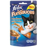 Felix FunSauces 5 x 15g - Turkey