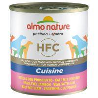Sparpaket Almo Nature HFC 12 x 280 g / 290 g - Thunfisch & Huhn (290 g)