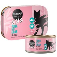 Image of Cosma Thai/Asia in Jelly 6 x 170 g - Huhn & Hühnchenleber