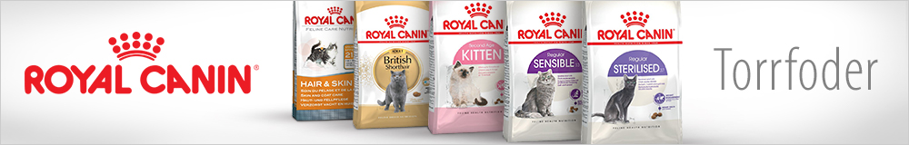 Royal Canin torrfoder
