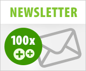 Get 100 free Loyalty Points for your newsletter registration!