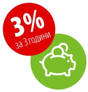 SparPlan 3%
