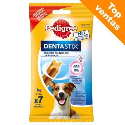 Pedigree Dentastix cuidado dental diario snacks para perros - Perros pequeños (28 uds.)