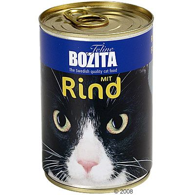 Bozita Canned Food Saver Pack 20 x 410g - Salmon