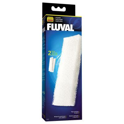 Fluval Wkład filtracyjny - 2 Wkłady gąbkowe do modelu 204/205/304/305