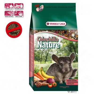 Versele-Laga Chinchilla Nature -chinchillanruoka - 2,5 kg