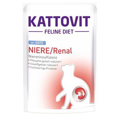 Kattovit Niere/Renal Pouch 24 x 85 g