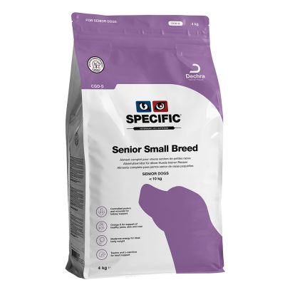 Specific Dog CGD - S Senior Small Breed - 4 kg