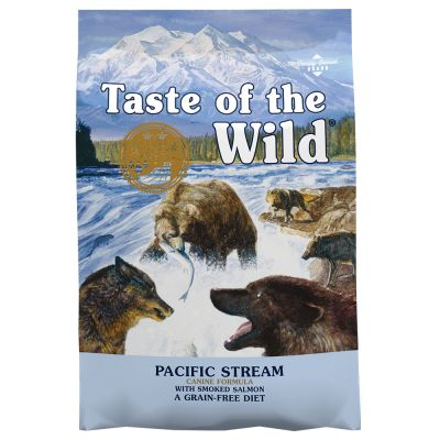 Taste of the Wild Pacific Stream - 12,2 kg