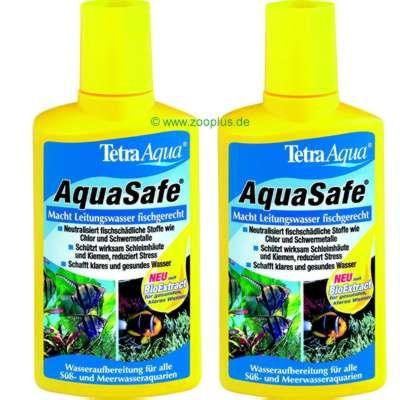 Tetra AquaSafe 2 x 500 ml