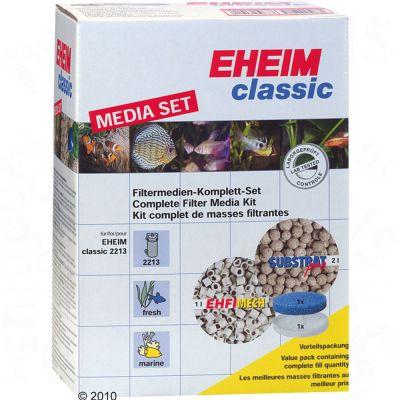 Eheim Classic Media Set filtermedia – Set för classic 600