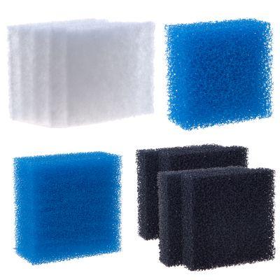 Filtermedia voor Juwel Filtersystem Compact - Koolstof Spons, 2 stuks