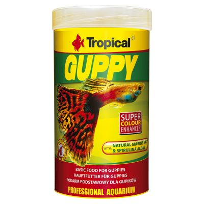 Tropical Guppy - 100 ml