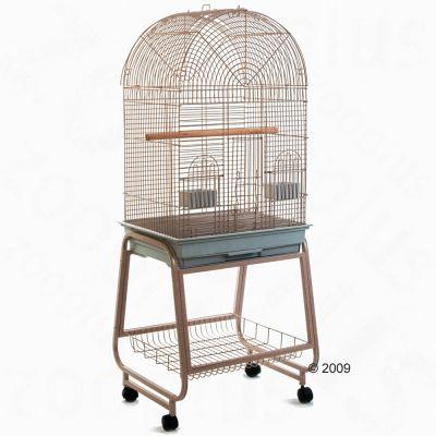 Bird Cage Antico - Old Rose: 56 X 43 X 143 Cm (l X W X H)