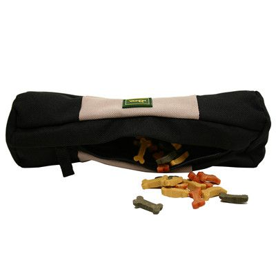 Hunter Dummy Trainer-Snack – Small: svart/orange 1 st