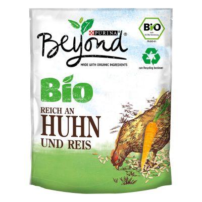 BEYOND BIO Adult Rich in Chicken & Rice - 3 x 800 g