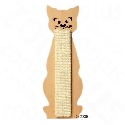 Trixie raapimispuu, kissanmuotoinen - P 59 x L 21 cm
