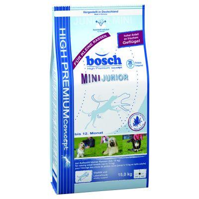 Bosch Junior Mini – Ekonomipack: 2 x 15 kg