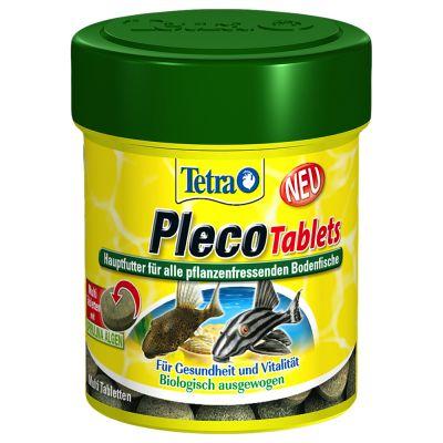 Tetra PlecoMin Pokarm w tabletkach - 120 tabletek