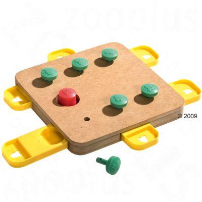 Doggy Brain Train Cube hundleksak – B 32 x D 32 x H 5 cm