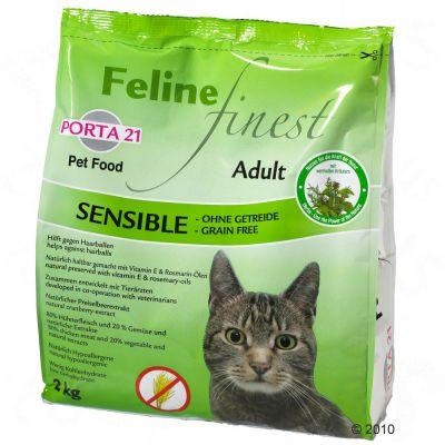 Porta 21 Feline Finest Sensible, viljaton - 10 kg