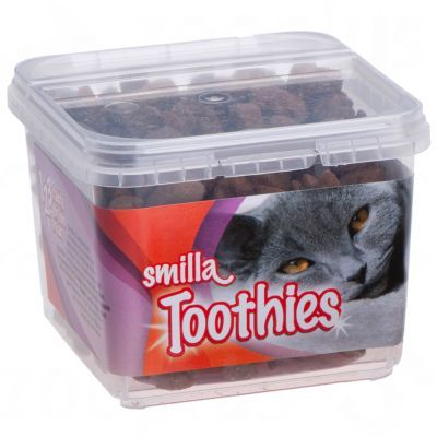 Smilla Snacks Toothies – Ekonomipack: 3 x 125 g