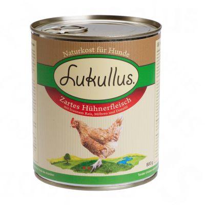 Lukullus sommarmeny: Mört kycklingkött – 6 x 400 g