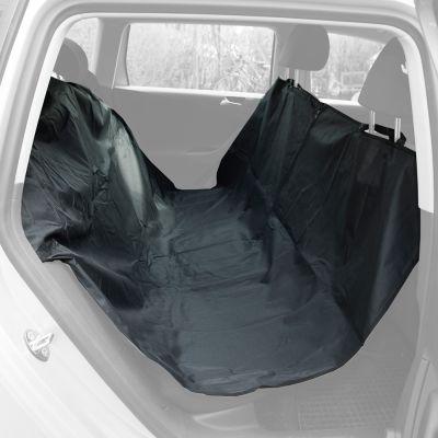 Seat Guard -suojapeite autoon - 163 x 145 cm / väri: musta