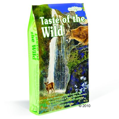 Taste of the Wild Rocky Mountain Feline - 2 kg