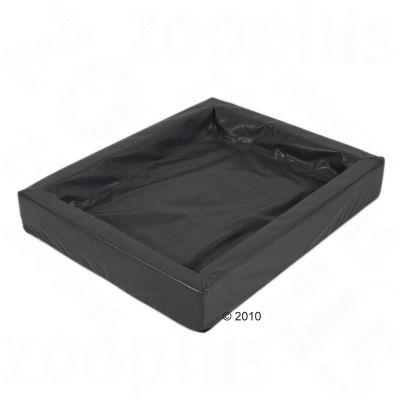 Hygienisk kattsäng, granit – L 85 x B 70 cm